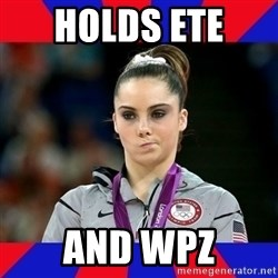 Mckayla Maroney Does Not Approve - Holds ETE  And wpz