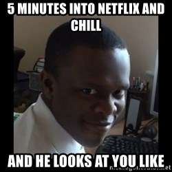 KSI RAPE  FACE - 5 minutes into netflix and chill and he looks at you like