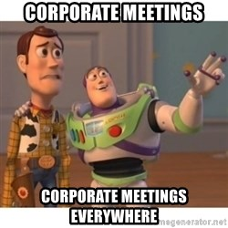 Toy story - corporate meetings corporate meetings everywhere