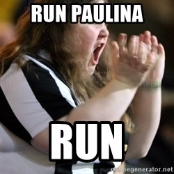 Screaming Fatty - Run Paulina Run