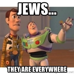 Toy story - Jews... they are everywhere