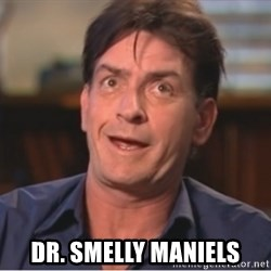 Sheen Derp -  Dr. Smelly Maniels
