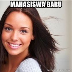 Good Girl Gina - MAHASISWA BARU