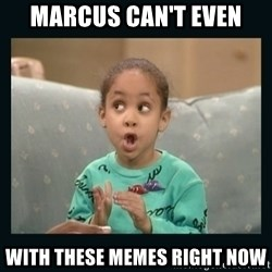 Raven Symone - Marcus can't even With these memes right now