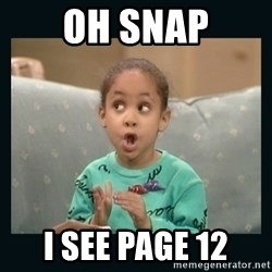 Raven Symone - Oh Snap I see page 12