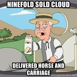 Pepperidge Farm Remembers Meme - ninefold sold cloud delivered horse and carriage
