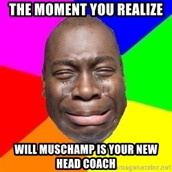 Sad Brutha - The moment you realize Will Muschamp is your new head coach