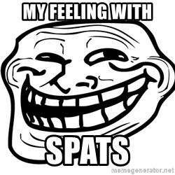 You Mad - My feeling with Spats