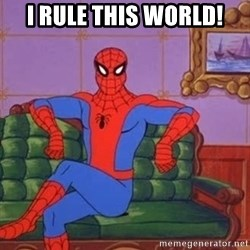 spider manf - I rule this world!