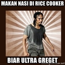 MadDog (The Raid) - MAKAN NASI DI RICE COOKER BIAR ULTRA GREGET