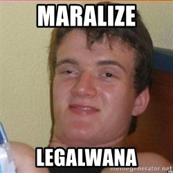 High 10 guy - Maralize legalwana