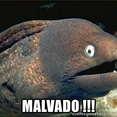Bad Joke Eel v2.0 -  Malvado !!!