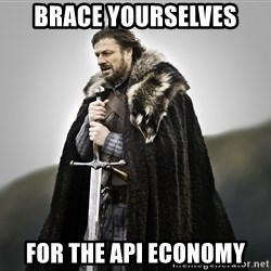 ned stark as the doctor - Brace Yourselves For the API Economy