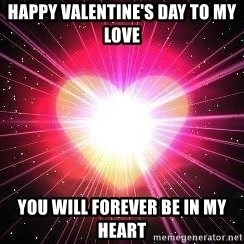 ACOUSTIC VALENTINES II - Happy Valentine's Day to My Love You will forever be in my heart