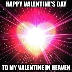 ACOUSTIC VALENTINES II - Happy Valentine's Day To My VALentine in Heaven