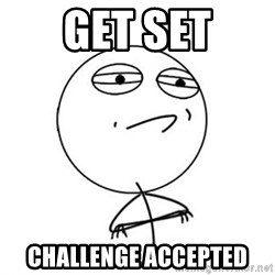 Challenge Accepted HD 1 - Get set Challenge Accepted
