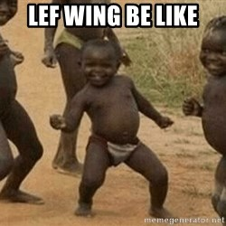 Success African Kid - Lef Wing Be Like