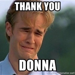 Thank You Based God - thank you  Donna