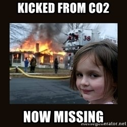 burning house girl - kicked from Co2 now missing