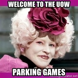 hunger games effie - Welcome to the UOW Parking games
