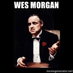 The Godfather - Wes Morgan