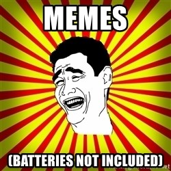 Yao Ming trollface - memes (batteries not included)