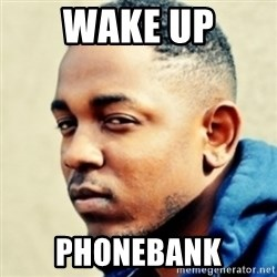 Kendrick Lamar - WAKE UP PHonebank