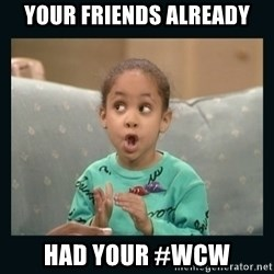 Raven Symone - Your friends already had your #wcw