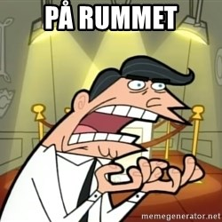 If I had one- Timmy's Dad - På rummet
