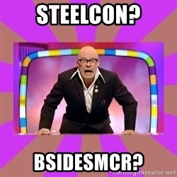 Harry Hill Fight - STEELCON? BSIDESMCR?