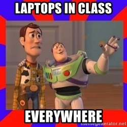 Everywhere - Laptops in class Everywhere