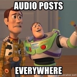 Anonymous, Anonymous Everywhere - audio posts everywhere