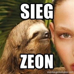 Whisper Sloth - Sieg Zeon