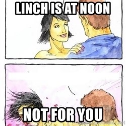 Alpha Boyfriend - Linch is at noon Not for you