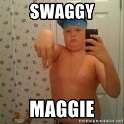 Swagmaster - swaggy maggie