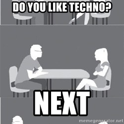 techno speed dating