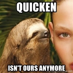 Whisper Sloth - Quicken Isn't ours anymore