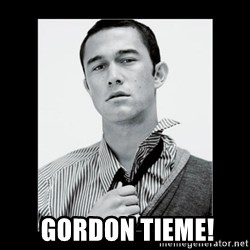 Hey Girl (Joseph Gordon-Levitt) -   GORDON TIEME!