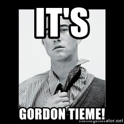 Hey Girl (Joseph Gordon-Levitt) - it's gordon tieme!