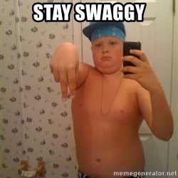 Cookie Gangster - STAY SWAGGY