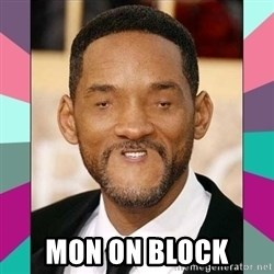 woll smoth -  mon on block