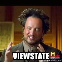 History guy -  VIEWSTATE
