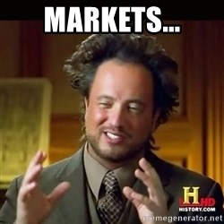 History guy - markets...
