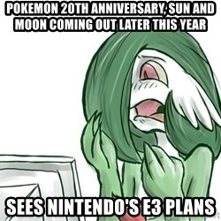 Pokemon Reaction - pokemon 20th anniversary, sun and moon coming out later this year sees nintendo's e3 plans