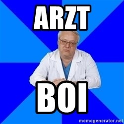 doctor_atypical - ARZT BOI