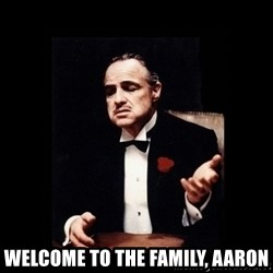 The Godfather -  Welcome to the Family, Aaron