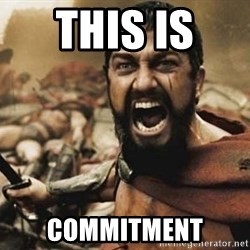 300 - THIS IS  COMMITMENT