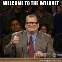 drew carey whose line is it anyway - Welcome to the internet