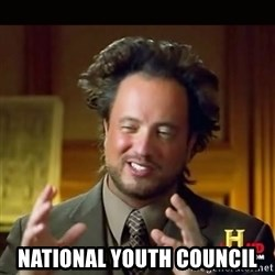 History guy -  National Youth Council