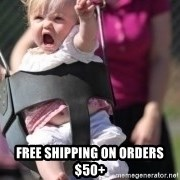 little girl swing -  FREE shipping on orders $50+
